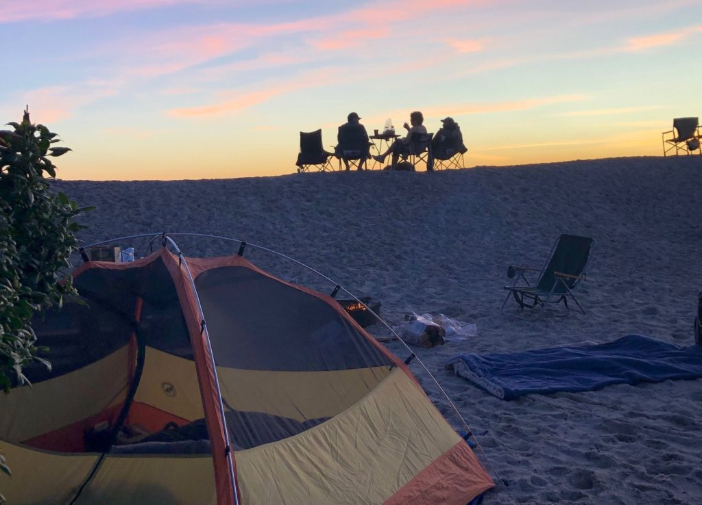 Doheny State Beach Campground